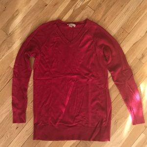 Loft outlet long sleeved sweater